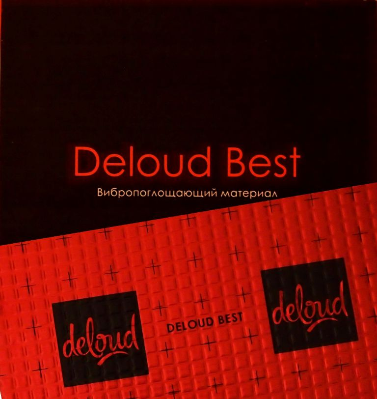 Виброизоляция Standart Group Deloud Best