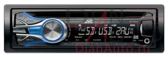 Автомагнитола CD JVC KD-SD637EE